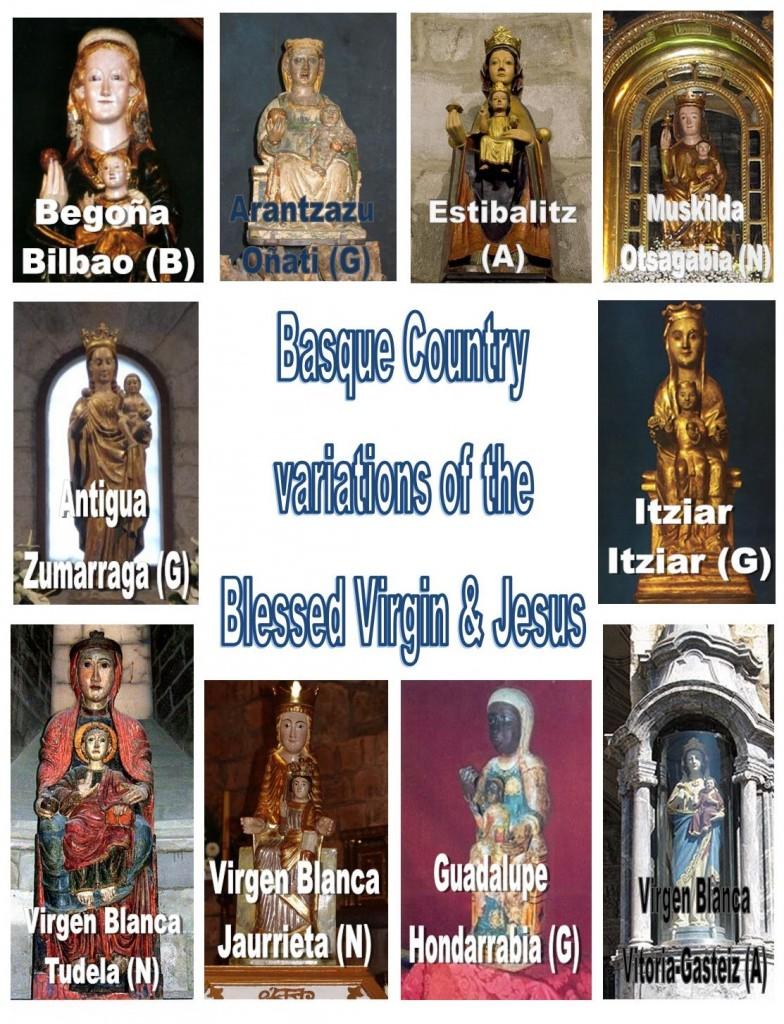 Basque Marys